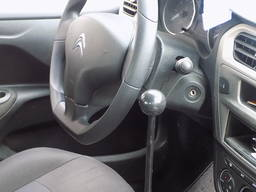 Auton manuaalinen ohjaus vammaisille - photo 3