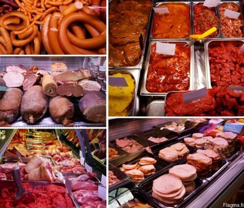 Колбасные изделия из Финляндии