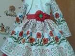 Платья детские и взрослые в украинском стиле - фото 3
