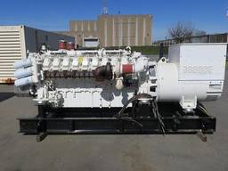 18V2000G26F diesel generator set unused new 18V2000 G26 mod.
