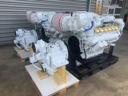 New unused ZF 2050 marineTransmissions Ratio 1.5:1