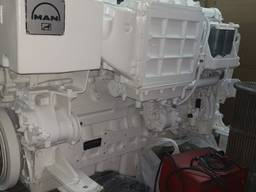 2x MAN Marine D2866LE405 marine reman engines pair - photo 3