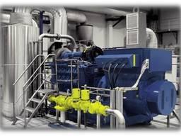 Б/У газовый двигатель MWM TCG 2020 V20, 2000 Квт, 2012 г. в