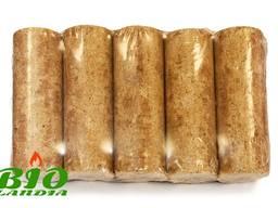 Briquets / Брикеты / Puubriketti NESTRO - 1,49 EUR / 10 KG PKT