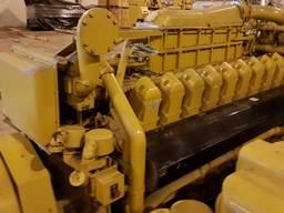 CAT Gas generator set G3520C new unused