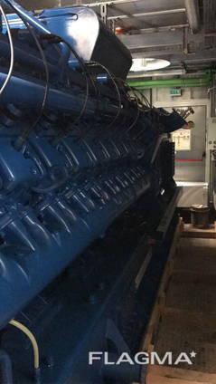 Газовый генератор новый DEUTZ MWM TCG2020V20 2 МВт 2MW
