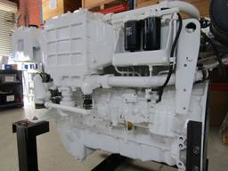 Marine propulsion engine MAN D2866LE401 reman