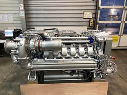 MTU 12V2000M70 marine engine REMAN for sale