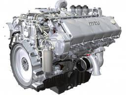 MTU 20V538TB92 marine propulsion engine recon sale