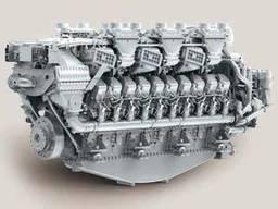 2* MTU 20V1163TB93 marine engines in good running condition