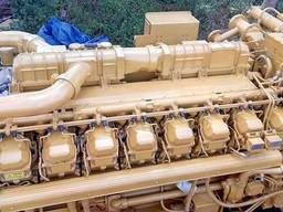 New CAT 3516CHD Marine Propulsion Engine; 2017 surplus новый