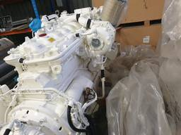 New MAN Marine Diesel Engine D2866LXE40 with new ZF 305-3