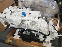 New MAN Marine Diesel Engine D2866LXE40 with new ZF 305-3 - фото 2