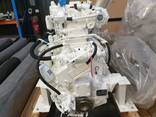 New MAN Marine Diesel Engine D2866LXE40 with new ZF 305-3 - photo 5