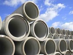 Оборудование для производства бетонных труб, колец, Швеция