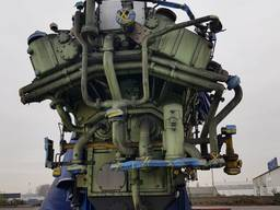 Продам корабельный двигатель фирмы МАН ! - фото 1