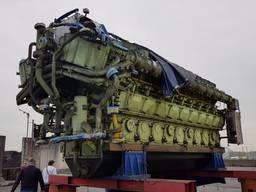 Продам корабельный двигатель фирмы МАН ! - фото 3