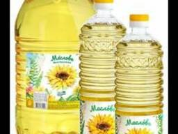 Продажа подсолнечного масла - фото 1