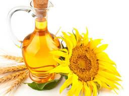 Sunflower, soybean oil