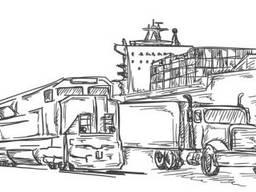 Услуги по международным перевозкам